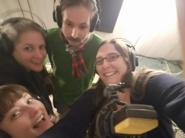 Recording.